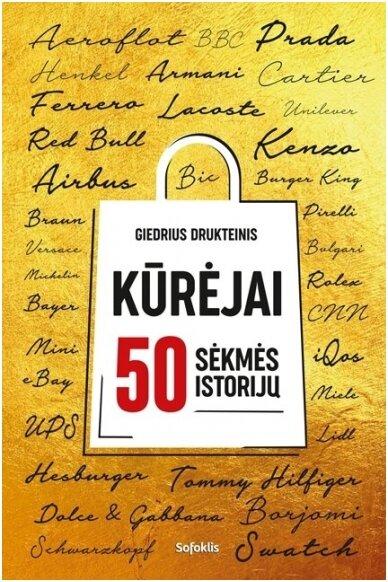 Kūrėjai: 50 sėkmės istorijų