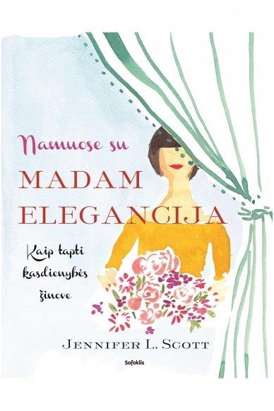 Namuose su Madam Elegancija (su minimaliais defektais)