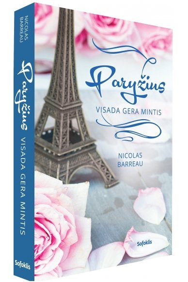 Paryžius visada gera mintis (su minimaliais defektais) 2