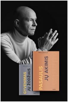 """Pokalbiai nekasdienėmis temomis: nauja I. Staškevičiaus knyga """"Pasaulis jų akimis"""""""