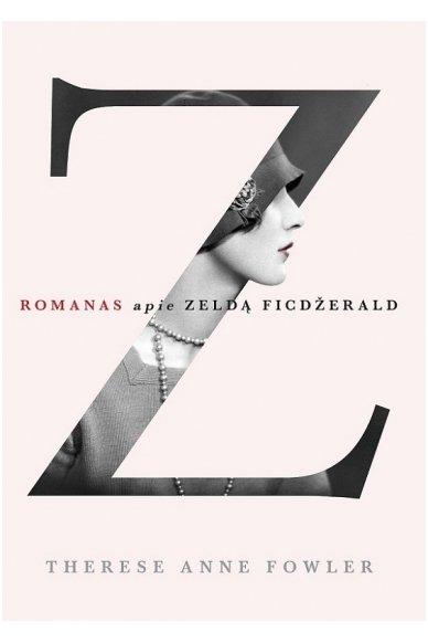 Z. Romanas apie Zeldą Ficdžerald