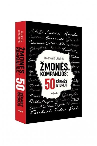 Žmonės ir kompanijos:50 sėkmės istorijų 2