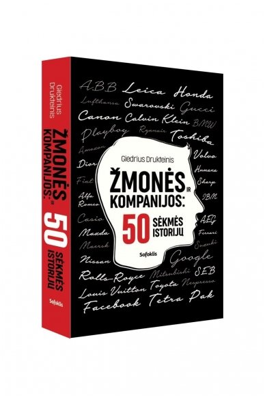 Žmonės ir kompanijos: 50 sėkmės istorijų 2